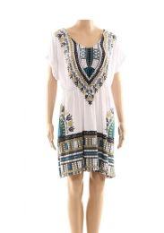 48 Units of Womens Fashion Summer Dress Assorted Sizes - Womens Sundresses & Fashion