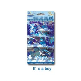 96 Units of Baby Shower Confetti - Streamers & Confetti