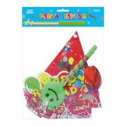96 Units of 4 count party favour - Party Favors
