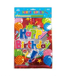 "96 Units of 8 count loot bag B'day 7.5x9.5"" - Party Favors"