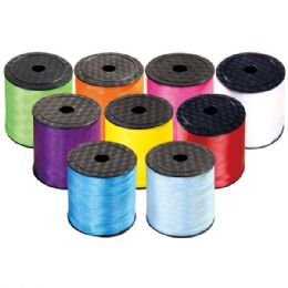 48 Units of Ribbon Assorted Color - Bows & Ribbons
