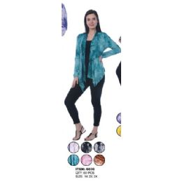 30 Units of Ladies Fashion Top Assorted Colors - Womens Fashion Tops