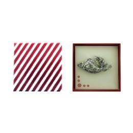 36 Units of Flying Angel Pin Holding A Star With Gift Box - Jewelry & Accessories
