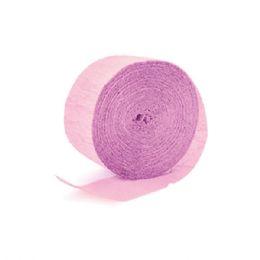 144 Units of Crepe Streamer Lavender - Streamers & Confetti