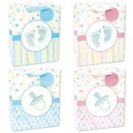 144 Units of Baby Gift Bag - Gift Bags