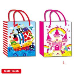 144 Units of Juvenile Bag large - Gift Bags Assorted