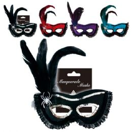 72 Units of Masquerade mask - Costumes & Accessories