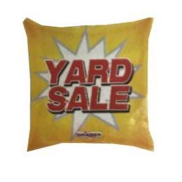 "125 Units of 2-side ""yard sale"" - Balloons/Balloon Holder"