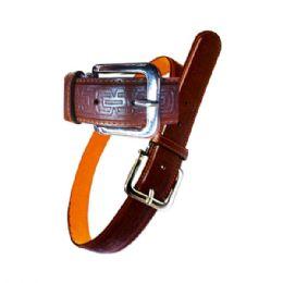 72 Units of Men's Brown Belt Assorted Sizes - Mens Belts