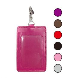 96 Units of ID holder Assorted - ID Holders