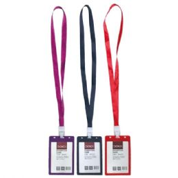 144 Units of Key Chain With ID Holder - ID Holders