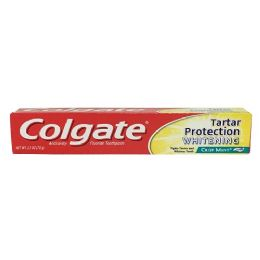 72 Units of Colgate Tartar Protection - Toothbrushes and Toothpaste