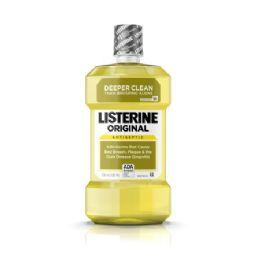 24 Units of Listerine 500ml original - Personal Care Items
