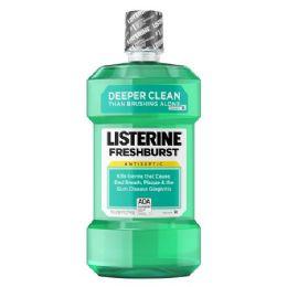 24 Units of Listerine fresh burst(Green)250ml - Personal Care Items