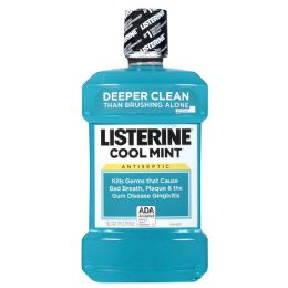 24 Units of Listerine cool mint(blue) 250ml - Personal Care Items