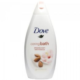 24 Units of Dove wash almond c 500ml