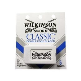 80 Units of Wilkinson blade 5 Count - Shaving Razors
