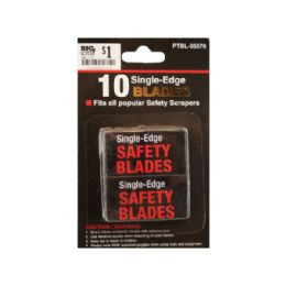 72 Units of Single Edge Safety Blades - Box Cutters and Blades