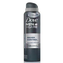 36 Units of Dove Mens Silver Control 150ml - Deodorant