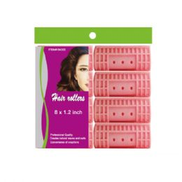 96 Units of Eight Count Hair Roller - Hair Rollers