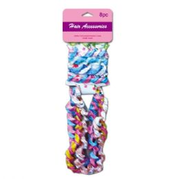 96 Units of 10 Piece hair band - Hair Accessories