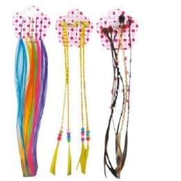 96 Units of 6 Piece hair clip - Hair Accessories