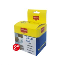 96 Units of Gauze Roll - Bandages and Support Wraps