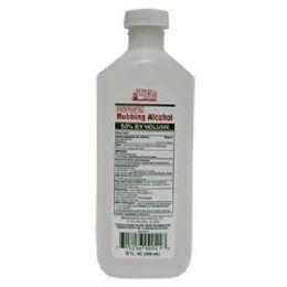 72 Units of 50% Alcohol White 12oz - Skin Care