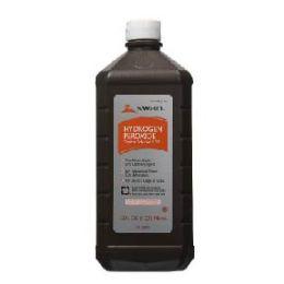 80 Units of HYDROGEN PEROXIDE 16 OZ - Skin Care