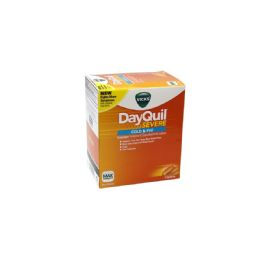 25 Units of Dayquil Severe 25 Count - Pain and Allergy Relief