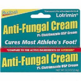72 Units of Budpak Anti-fungal Cream - Skin Care