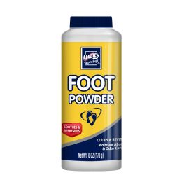 72 Units of Lucky foot powder 6oz - Skin Care