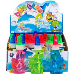 192 Units of Bubble Bottle With Whistle - Bubbles