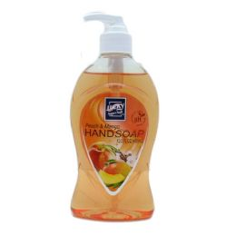 84 Units of Lucky HDL peach&mango - Soap & Body Wash