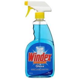 48 Units of Windex original 500ml - Cleaning Products