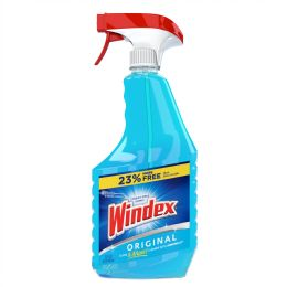 24 Units of Windex 32.5oz - Cleaning Products