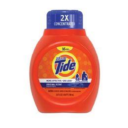 12 Units of Tide Liquid Original - Laundry Detergent