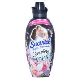 48 Units of Suavitel soft orchid 850ml - Laundry Detergent