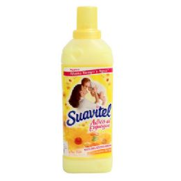 48 Units of Suavitel Softer Yellow - Laundry Detergent