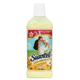 72 Units of Suavitel Softer Yellow - Laundry Detergent
