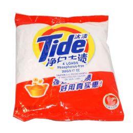 100 Units of Tide powder 260g - Laundry Detergent