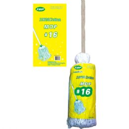 48 Units of Cotton Mop - Cleaning Products