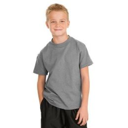 48 Units of Fruit LooM-HaneS-Gildan 3pk Boy Color Tee In Famous Brand pk - Boys T Shirts