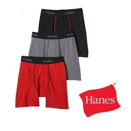 24 Units of Hanes 3 Pack Boy's Boxer Briefs ( Slightly Imperfect - Boys Underwear