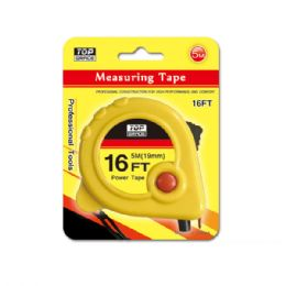 48 Units of 16 Foot Measuring Tape - Measuring Cups and Spoons