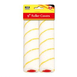 "96 Units of Paint Roller 9""/2 Piece - Paint and Supplies"