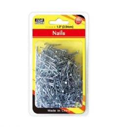 "96 Units of 1"" Nails - Drills and Bits"