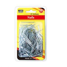 "96 Units of 1.5"" Nails - Drills and Bits"