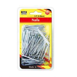 96 Units of Nails - Drills and Bits