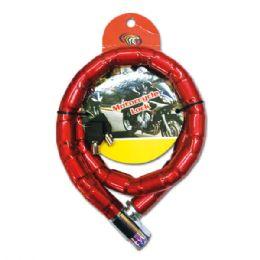 24 Units of Motorcycle Bicycle lock - Biking